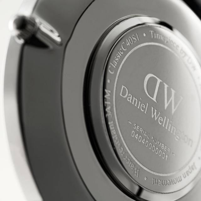 Classic St Mawes 40mm mens watch from Daniel Wellington 2