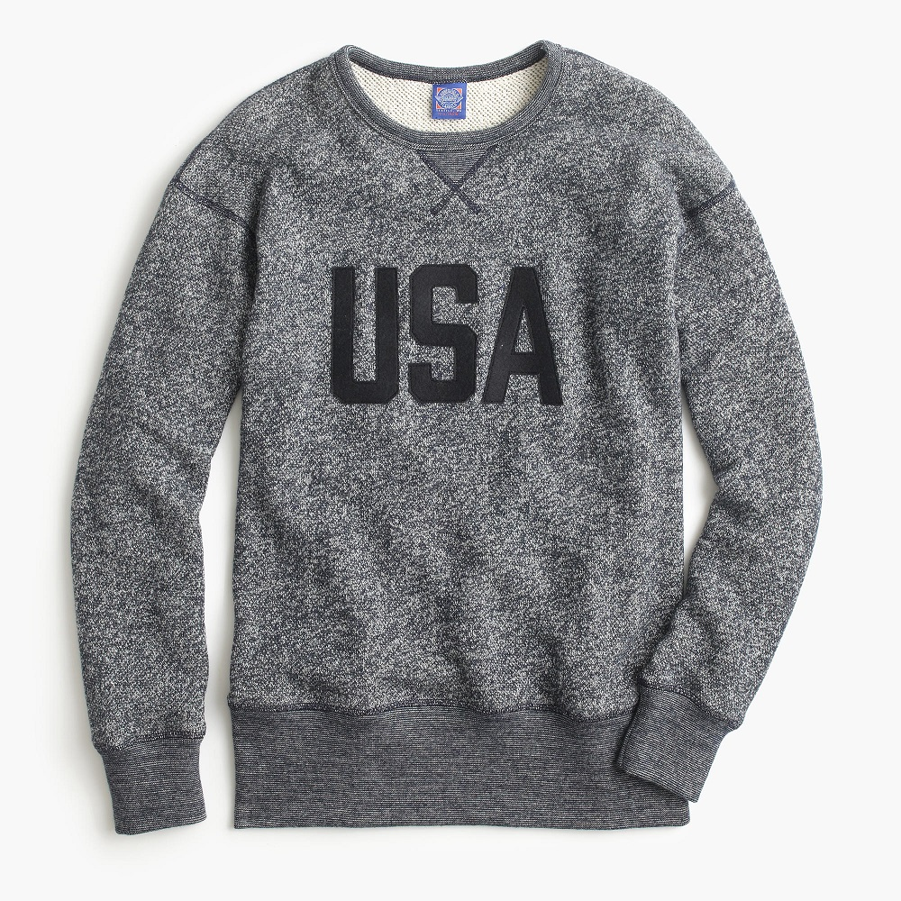 USA Sweatshirt from J.Crew