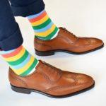 Get Funky + Dapper with Soxy Men's Socks