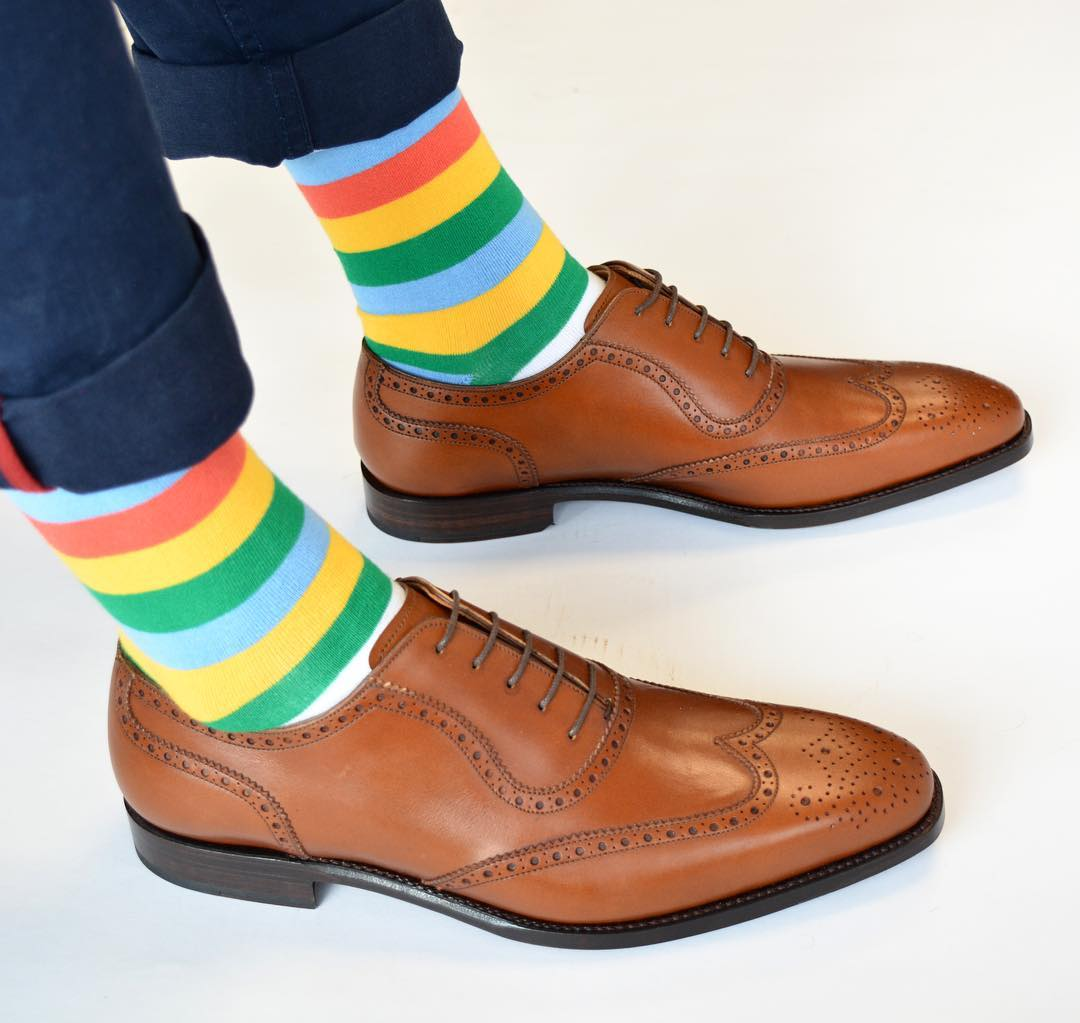 mens sock fashion blog longtips