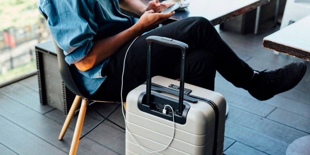 Away Travel Carry On Review From Business Insider Mensfash