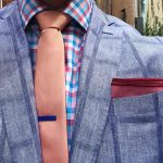 Fabulous + Colorful Summer Outfit for Dapper Men