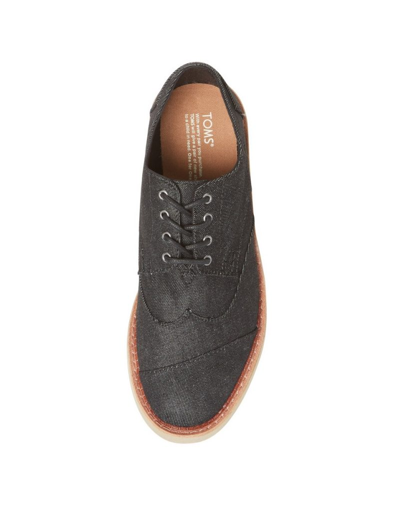 dapper mens sneakers from toms