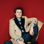 Willem Dafoe models warmest men's winter parkas and jackets for GQ Style