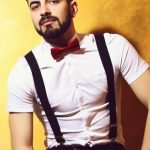 Dapper 6 Clip Men's Suspenders