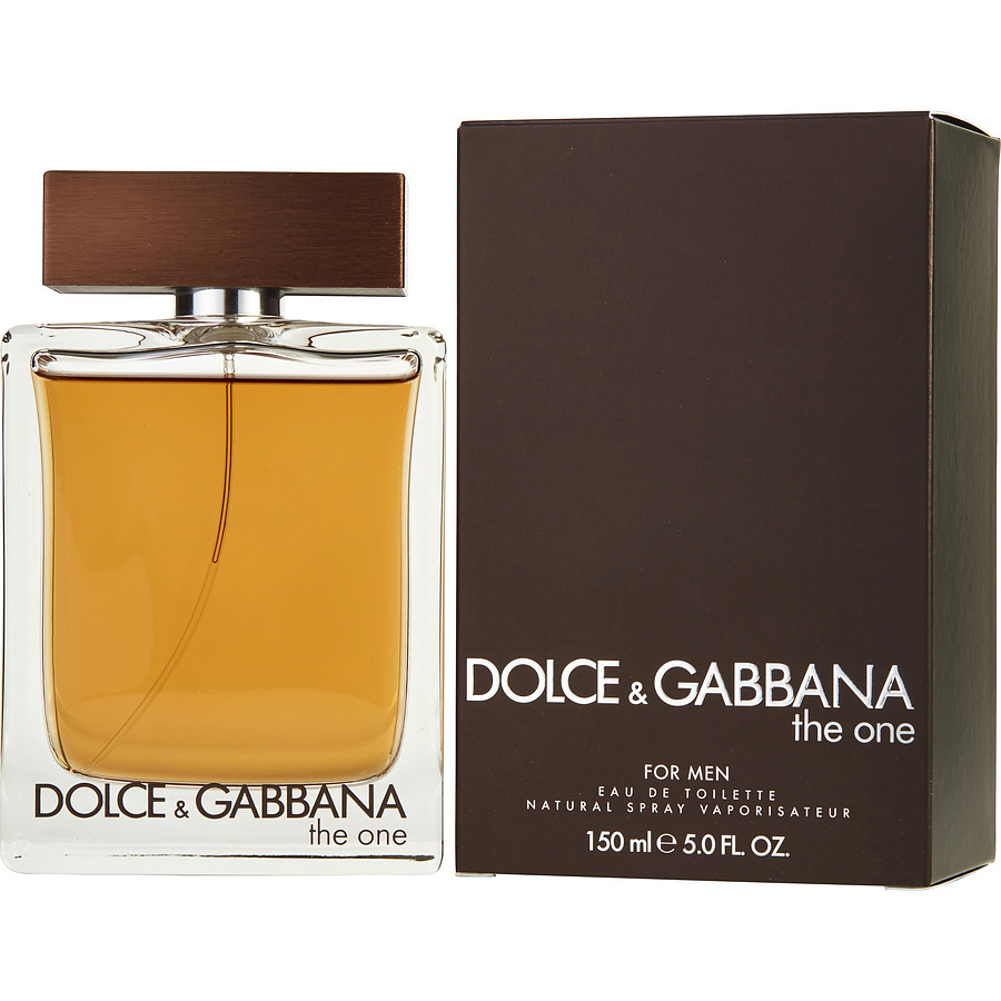 Dolce & Gabbana the one men's cologne