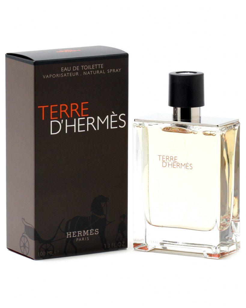 Hermes Terre D'Hermes men's cologne