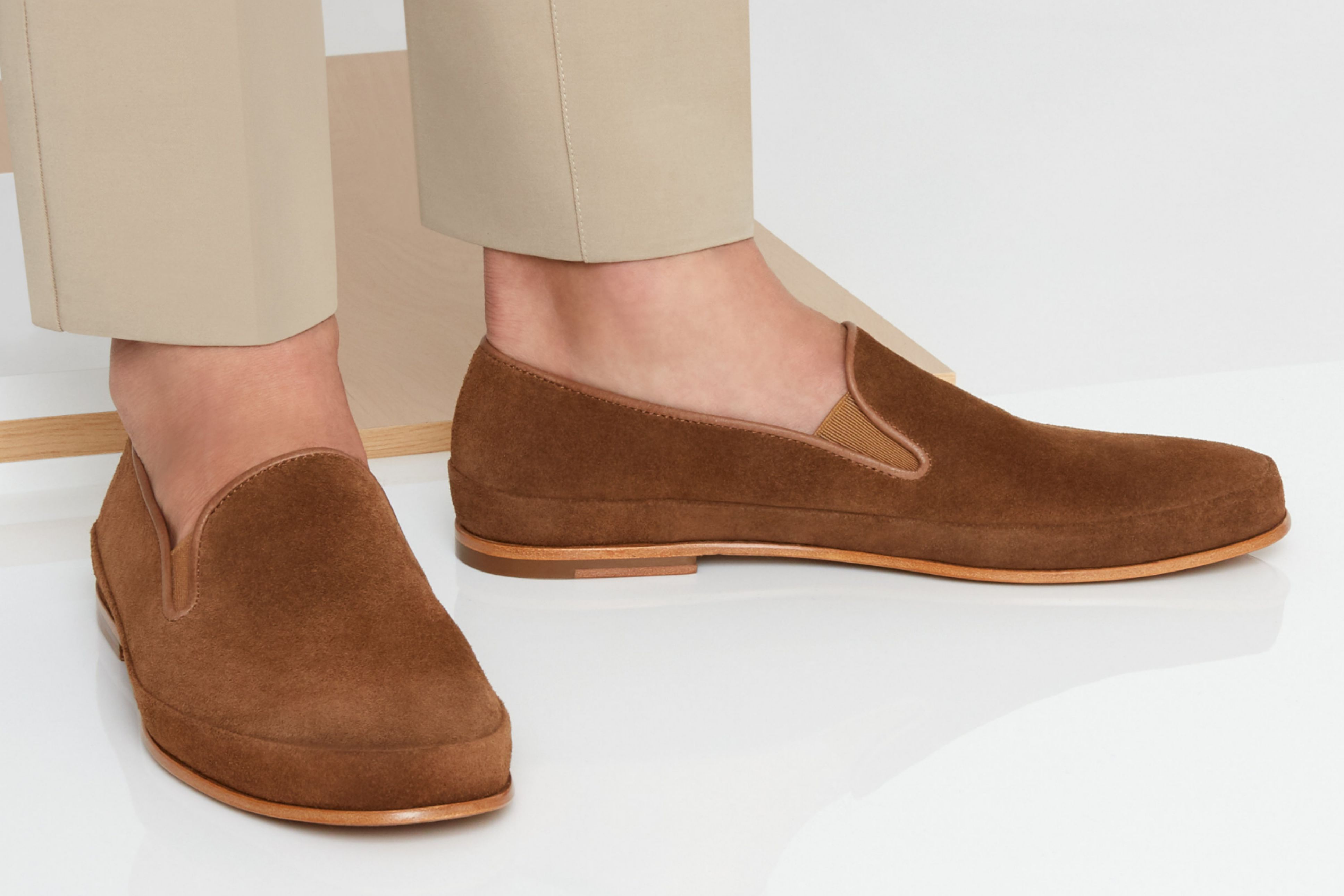 love these new mens loafers from jack brown