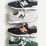 Limited edition J. Crew men's New Balance 1400 sneakers