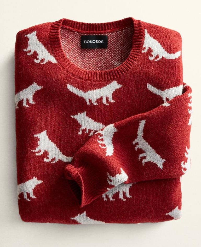 bonobos mens sweaters