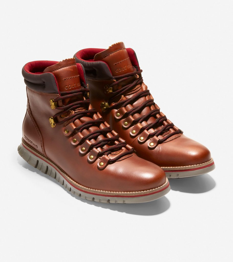 cole haan ZERØGRAND Hiker Boot british tan