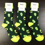 Soxy avocado socks 🧦